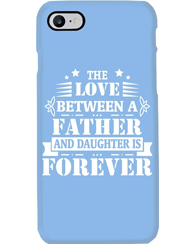 The Love Between A Father And Daughter Is Forever