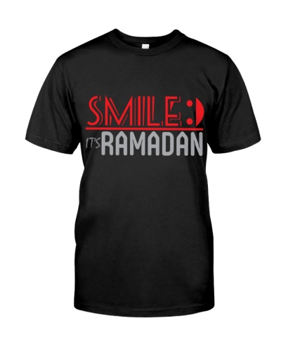 Smile It's Ramadan