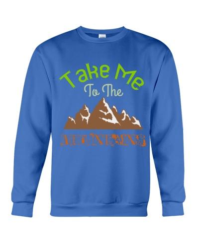 Take Me To The Mountains