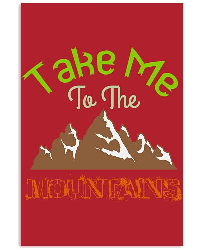 Take Me To The Mountains