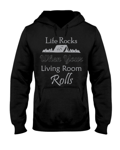 Life Rocks when your living room Rolls