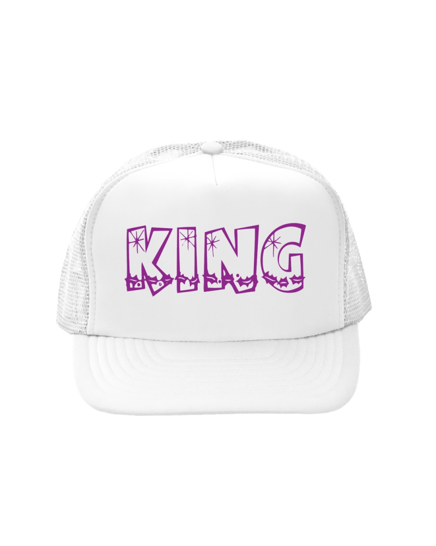 King Trucker Hat