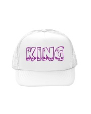 King Trucker Hat front
