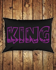 King Rectangular Pillowcase aos-pillow-rectangle-front-lifestyle-2