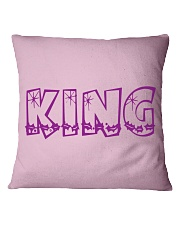 King Square Pillowcase thumbnail