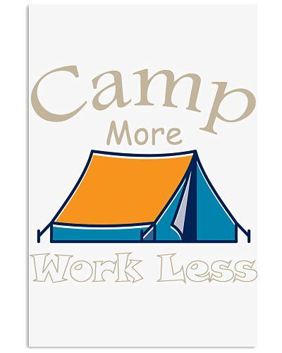 Camp More Work Less