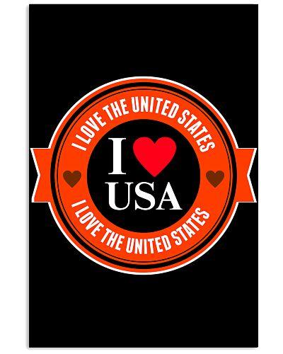 I Love The United States