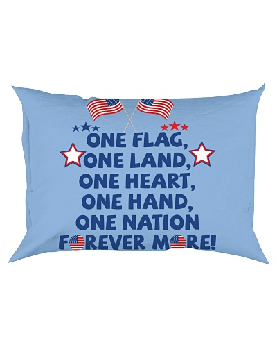 One flag one land one heart one hand one nation--