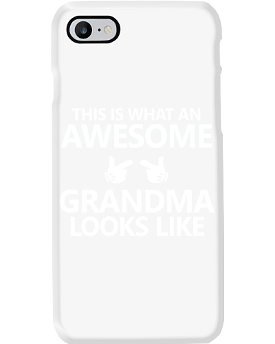 This Is What An Awesome Grandma Looks Like