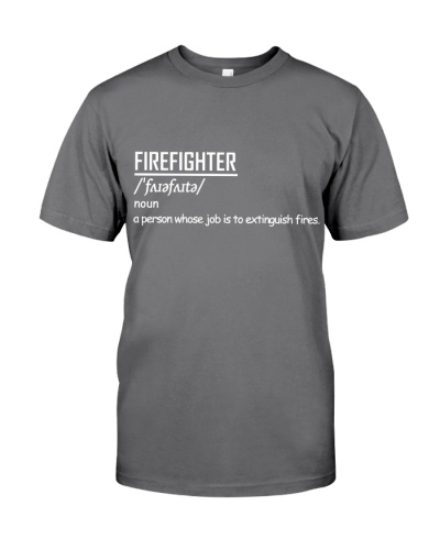 FireFighter Meaning