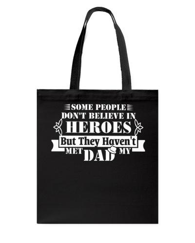 Some People Don't Believe In Heroes --- Met My Dad