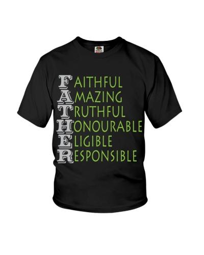 Faithful Amazing Truthful Father
