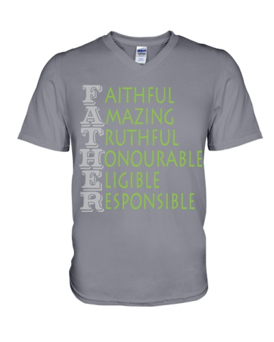 Faithful Amazing Truthful Father