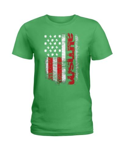 Autism Flag Shirt-Autism Awareness Shirts Autism U