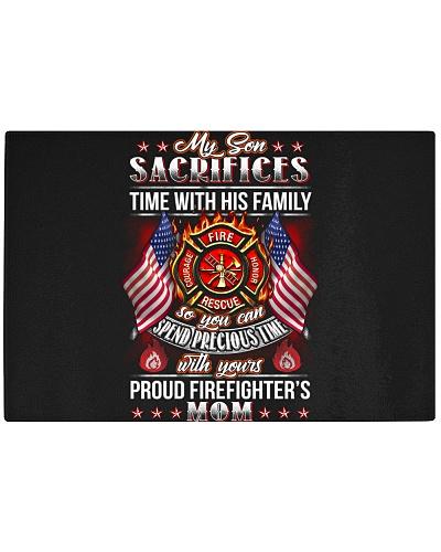 FIREFIGHTER PROUD MOM