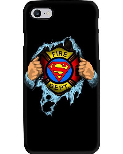 FIREFIGHTER SUPERHERO
