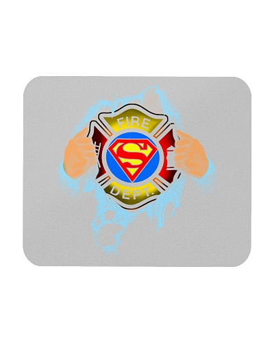 FIREFIGHTER SUPERHERO