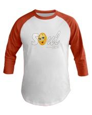 Soul tshirt  Baseball Tee thumbnail