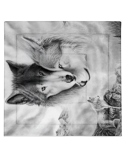 Wolf comforter 11