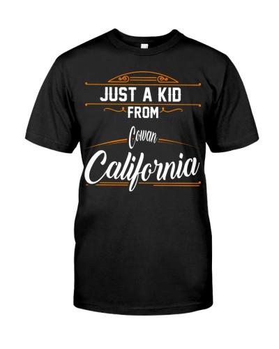 Cowan California Shirt
