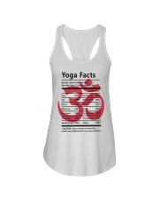 Yoga fact Ladies Flowy Tank thumbnail