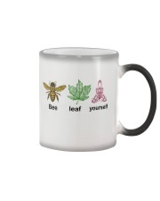 Believe yourself Color Changing Mug thumbnail
