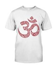 Om mandala Classic T-Shirt thumbnail