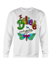 I believe in miracle Crewneck Sweatshirt thumbnail