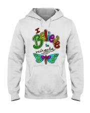 I believe in miracle Hooded Sweatshirt thumbnail