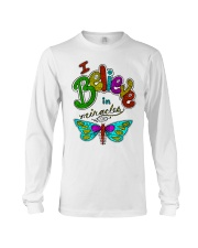 I believe in miracle Long Sleeve Tee thumbnail