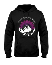 The sun will rise and we will try again Hooded Sweatshirt tile