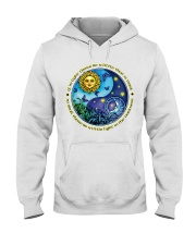 If in light there be a little that is dark  Hooded Sweatshirt thumbnail