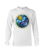If in light there be a little that is dark  Long Sleeve Tee thumbnail