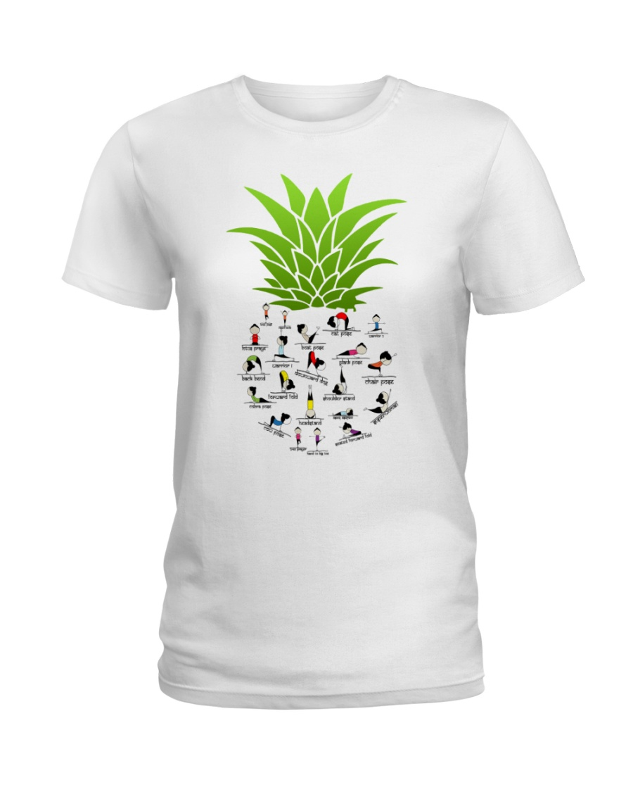 pineapple Ladies T-Shirt