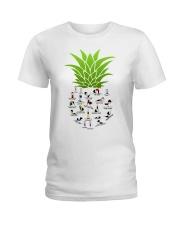 pineapple Ladies T-Shirt front