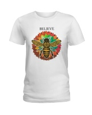 Believe Ladies T-Shirt front