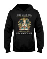She an old soul with young eyes Hooded Sweatshirt thumbnail