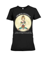 Namaste Premium Fit Ladies Tee thumbnail