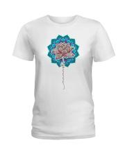 Lotus Ladies T-Shirt front
