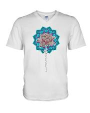 Lotus V-Neck T-Shirt thumbnail