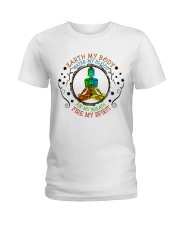 Earth my body Ladies T-Shirt front