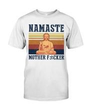 Namaste mother F Classic T-Shirt thumbnail