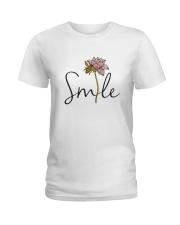 Smile Ladies T-Shirt front