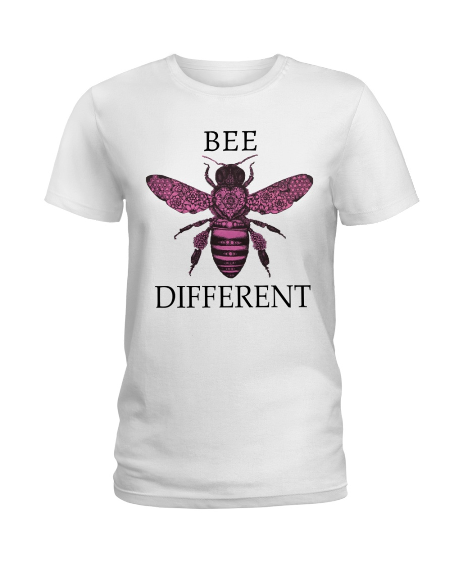 Bee different 05 Ladies T-Shirt