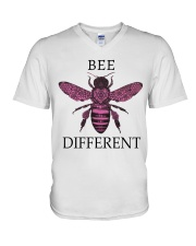 Bee different 05 V-Neck T-Shirt thumbnail