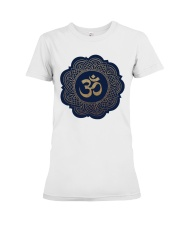 Om Premium Fit Ladies Tee thumbnail