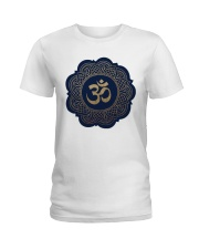 Om Ladies T-Shirt tile