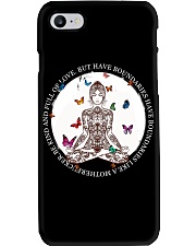 Be kind and full of love Phone Case thumbnail