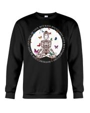 Be kind and full of love Crewneck Sweatshirt thumbnail