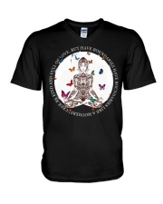 Be kind and full of love V-Neck T-Shirt thumbnail